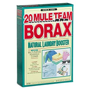 Amazon.com: 20 Mule Team Borax Natural Laundry Booster & Multi ...