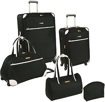 Ninewest Round Trip 5 Pc. Luggage Set