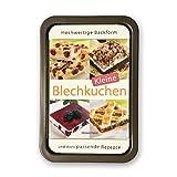 """Kleine Blechkuchen-Set: Buch und passende Backformvon """"Bassermann Verlag"""""""