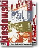echange, troc Coffret Digipack Kieslowski 4 DVD : La Cicatrice / L'Amateur / Le Hasard / Sans Fin