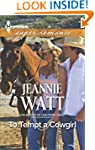 To Tempt a Cowgirl (The Brodys of Lig...
