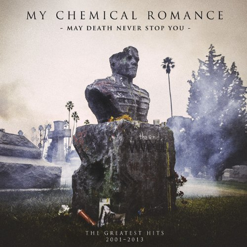 My Chemical Romance - May Death Never Stop You (The Greatest Hits 2001 - 2013) [CD/DVD (includes armband) ] - Zortam Music