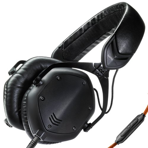 V-MODA Crossfade M-100 MAT BLACKの写真01。おしゃれなヘッドホンをおすすめ-HEADMAN(ヘッドマン)-
