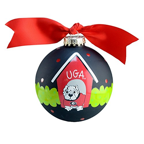 University of Georgia Between the Hedges Ornament