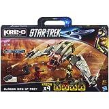 Kre-O Star Trek Klingon Bird of Prey Set
