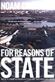 For Reasons of State (1565847946) by Noam Chomsky