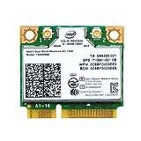 Intel Dual Band Wireless-802.11 AC Intel 7260HMW 2x2 対応 Wi-Fi + Bluetooth* アダプター
