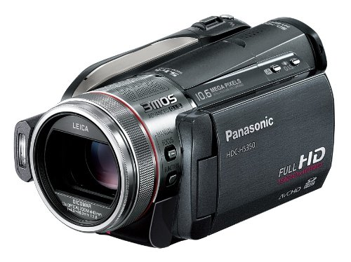 Panasonic HDC-HS350 HDD HD Camcorder