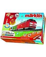 Märklin - 29210 - Modélisme Ferroviaire - Kit de Démarrage - Train Marchandise