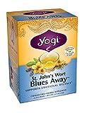 Yogi Teas St. John's Wort Blues Away, 16 Count (Pack of 6)