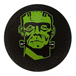 Baden Rubber 8.5-Inch Playground Ball (Frankenstein)