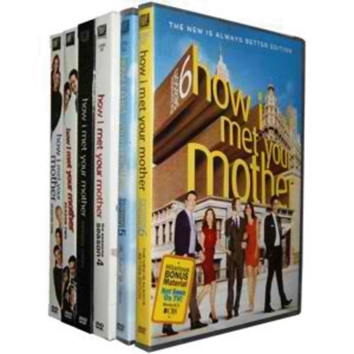 How I Met Your Mother: Seasons 1-6 DVD (How I Met Your Mother Season 6 compare prices)