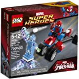 LEGO Super Heroes 76014: Spider-Trike vs. Electro