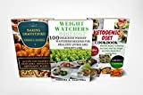 Low carb diet box set (3 in 1): The Ultimate Weight Watchers Collection Of Quick And Easy Gluten Free, Ketogenic, Low Fat, Cholesterol Free Meals For The Health Conscious Family