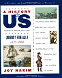 img - for A History of US: Liberty for All?: 1820-1860 A History of US Book Five book / textbook / text book