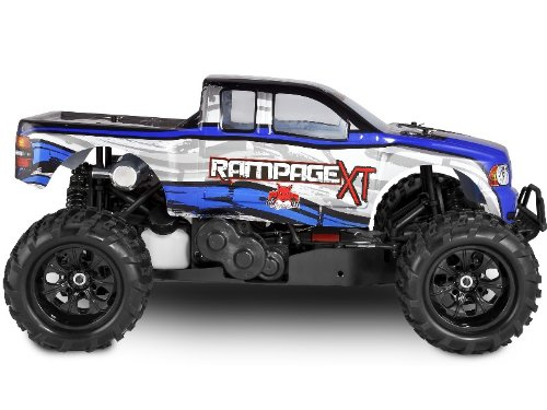 RAMPAGE XT TRUCK ~ 1/5 Scale ~ 30 cc GAS Engine ~ Radio Control ~