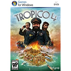 Tropico 4 Video Game for Windows