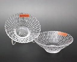 Nahatoman (Nachtmann) bossa nova 78 536 bowl 15cm pair ( input two ) [ parallel import goods ]