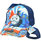 Thomas the Train No # 1 Blue Engine Friends Hat Cap Cartoon Show Toddler Boys