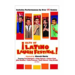 Best of the Latino Laugh Festival