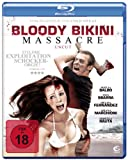 DVD Cover 'Bloody Bikini Massacre (Uncut) [Blu-ray]