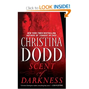 Scent of Darkness (Darkness Chosen, Book 1)