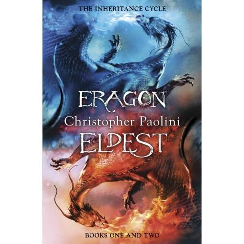Eragon and Eldest Omnibus Perma