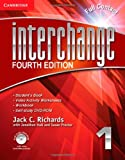 Interchange Level 1 Full Contact with Self-study DVD-ROM (Interchange Fourth Edition)