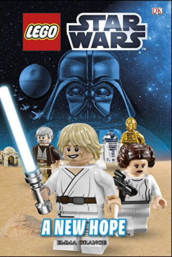 LEGO® Star Wars A New Hope (DK Readers Level 1)