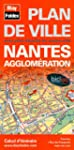 Plan de Nantes et de son agglom�ratio...