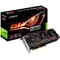 Gigabyte GeForce GTX 1080 G1 Gaming 8GB GDDR5X DVI-D Graphics Card