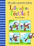 Lilly adore l'école!