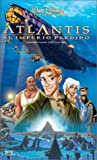 Atlantis - The Lost Empire [VHS]