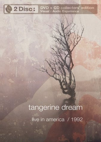 Tangerine Dream - Live in America 1992 (DVD & CD)