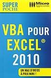 VBA pour Excel