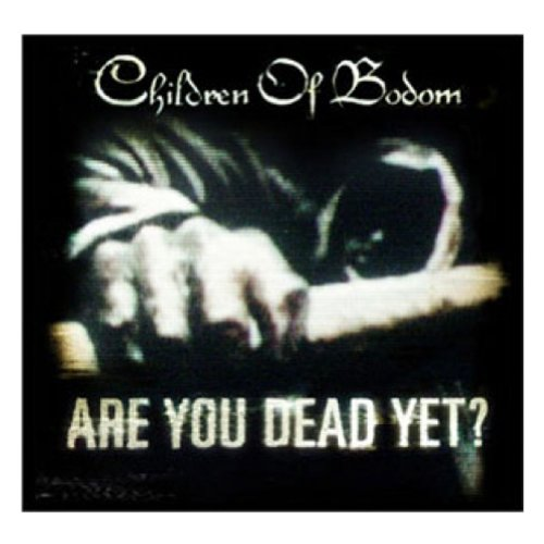 Licenses Products Children of Bodom Dead Yet Sticker