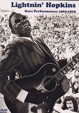Lightnin' Hopkins - Rare Performances 1960-1979 [1995] [DVD]