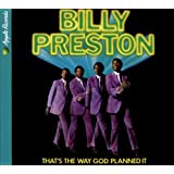 That's The Way God Planned Itby Billy Preston