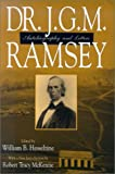 img - for Dr. J.G.M. Ramsey; Autobiography And Letters book / textbook / text book