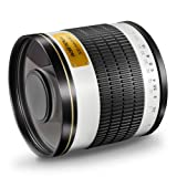 Walimex pro 500mm f/6.3 DX Tele Mirror Lens for Pentax/Samsung