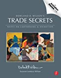 img - for Rowland B. Wilson's Trade Secrets: Notes on Cartooning and Animation (Animation Masters Title) book / textbook / text book