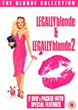 Legally Blonde/Legally Blonde 2 - Red, White And Blonde [DVD] [2001] - Robert Luketic