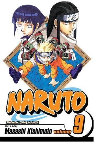 NARUTO -ナルト- コミック9巻 (英語版)