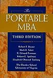 The Portable MBA (Portable MBA Series) (The Portable MBA Series)