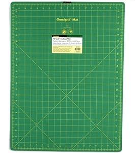 Omnigrid 18-Inch-by-24-Inch Gridded Mat