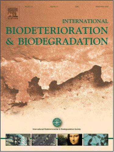 Anti-bacterial performance of colloidal silver-treated laminate wood flooring [An article from: International Biodeterioration & Biodegradation]