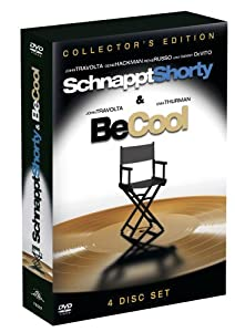 Schnappt Shorty & Be Cool Collector's Edition 4 Disc Set