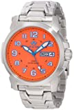 REACTOR Mens 68008 Atom Classic Analog Watch