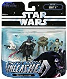 Star Wars Unleashed Battle Pack Hoth Imperial Invasion