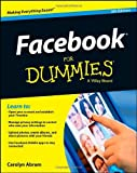 Facebook For Dummies (For Dummies (Computer Tech))